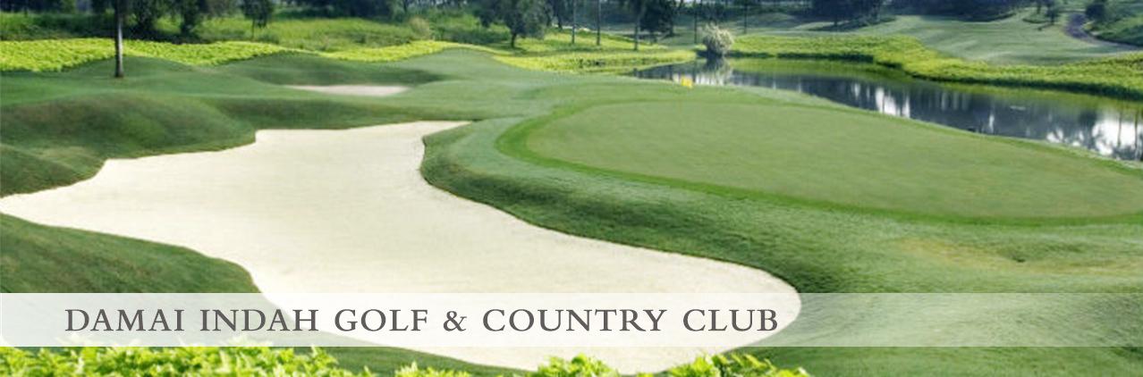 Damai Indah Golf Pik Wedding 7